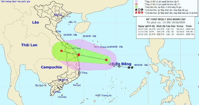 Tin bão, Bão số 6, Áp thấp nhiệt đới, Dự báo thời tiết áp thấp nhiệt đới, du bao thoi tiet, ap thap nhiet doi, tin bão mới nhất, lũ lụt miền Trung, mưa lũ miền Trung