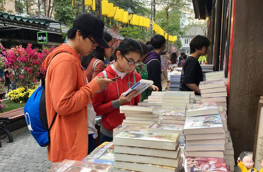Hà Nội giữ gìn và phát triển văn hóa đọc trong nhân dân