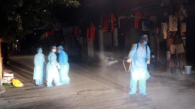 Phát hiện thêm 82 ca mắc Covid-19 tại Hải Dương và Quảng Ninh