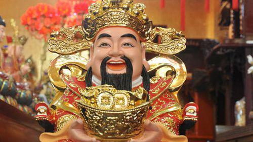 Văn khấn vía Thần Tài ngày mùng 10 tháng Giêng chuẩn nhất