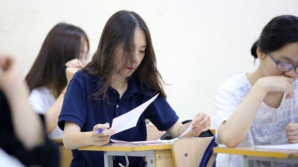 Đề thi, đáp án môn Ngữ văn tốt nghiệp THPT quốc gia năm 2021 đợt 2
