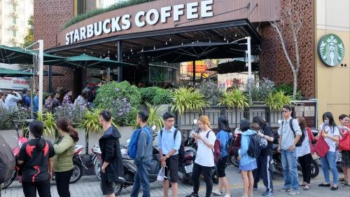Starbucks kỷ niệm 5 năm có mặt tại Việt Nam