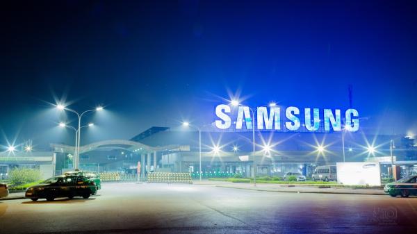 Samsung và 1 tỷ sản phẩm thông minh 'Made in Việt Nam'