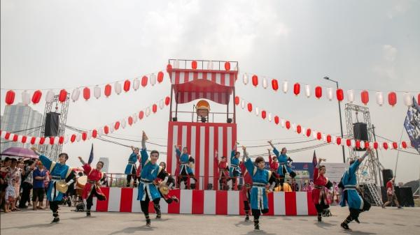 Những khoảnh khắc khó quên tại Ngày giao lưu văn hóa Nhật Bản