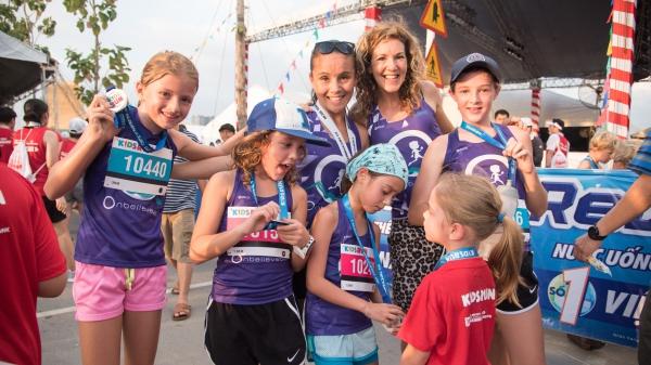 Giải Marathon Quốc tế TP HCM Techcombank 2018 gây tiếng vang lớn