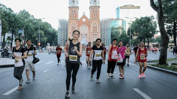 40 thành viên ARS tham gia giải Marathon Quốc tế TPHCM Techcombank 2018