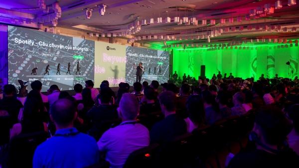 Các nghệ sĩ Việt Nam hướng tới 'kỷ nguyên vàng'của nền âm nhạc trong sự kiện Spotify tổ chức tại thành phố Hồ Chí Minh