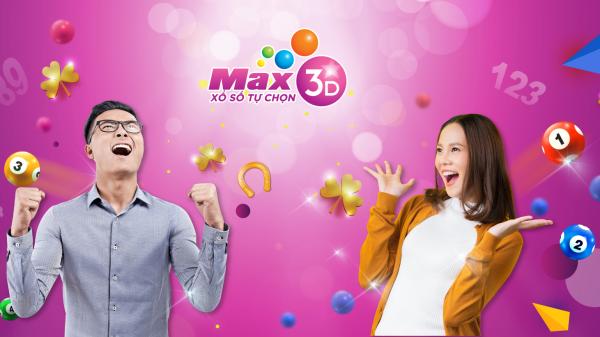 Vietlott ra mắt sản phẩm mới – Xổ số tự chọn Max3D