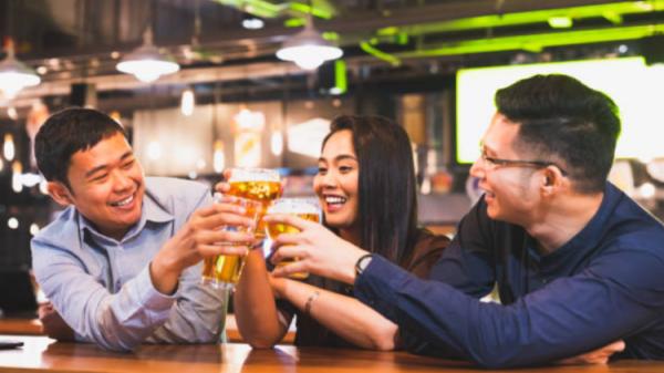 Rối loạn tiêu hóa sau khi uống rượu bia – Hiểm họa khó lường