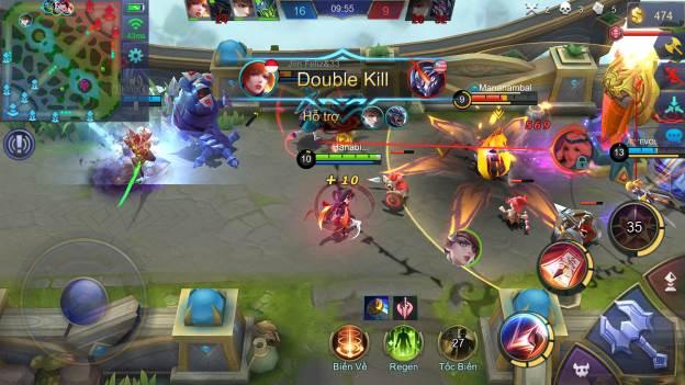 Mobile Legends: Bang Bang – bộ môn eSports đầu tiên góp mặt tại SEA Games