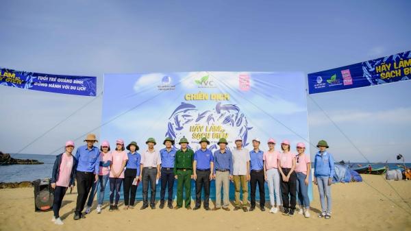Love Beauty and Planet chung tay cải thiện môi trường biển Việt Nam