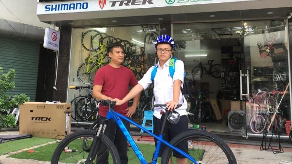 Cách lựa chọn xe đạp tối ưu cho học sinh trước thềm năm học mới