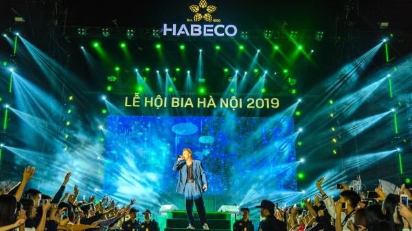 Cuồng nhiệt cùng Lễ hội Bia Hà Nội 2019 tại Phú Thọ
