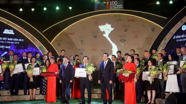 AkzoNobel lần thứ ba lọt vào Top 100 doanh nghiệp bền vững tại Việt Nam