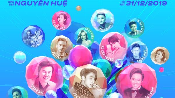 'Lễ hội ánh sáng Countdown Lights 2020'sẽ diễn ra tại phố đi bộ Nguyễn Huệ