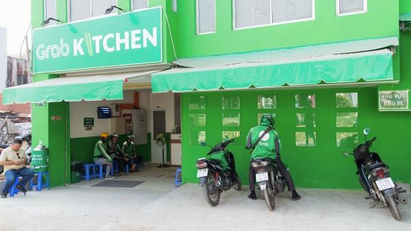 Grab tiếp tục mở rộng mô hình 'căn bếp trung tâm'tại Việt Nam