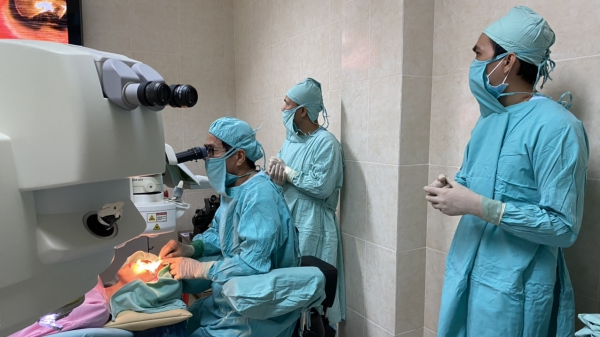 Tiên phong triển khai phẫu thuật Lasik & Femto Lasik điều trị tật khúc xạ tại Cần Thơ