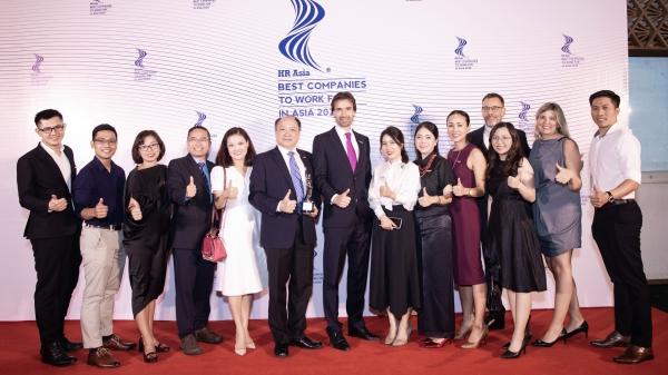 HEINEKEN Việt Nam tiếp tục được vinh danh là một trong những Nơi Làm Việc Tốt nhất Châu Á 2020