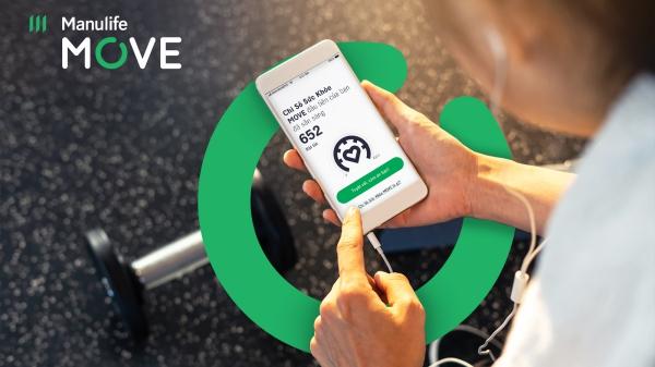 ManulifeMOVE ra mắt tính năng mới 'Chỉ số sức khỏe' giúp khách hàng có cuộc sống khỏe mạnh hơn