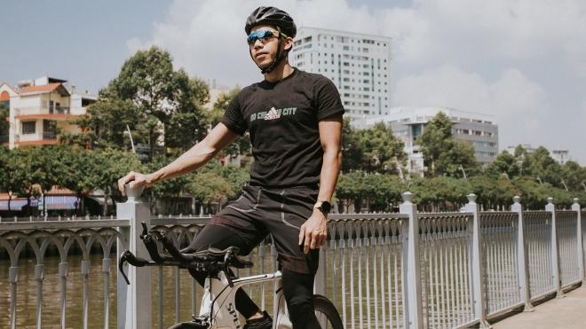 adidas lần đầu tiên ra mắt phiên bản áo thun mang tên thành phố Hồ Chí Minh