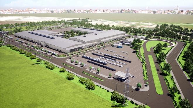 Tập đoàn Thành Công Hyundai mở rộng sản xuất