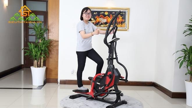 Vì sao nên mua xe đạp tập thể dục tại nhà