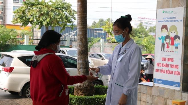Bệnh viên Đa khoa Hoàn Mỹ Cửu Long: Bệnh viện an toàn trong đại dịch Covid-19