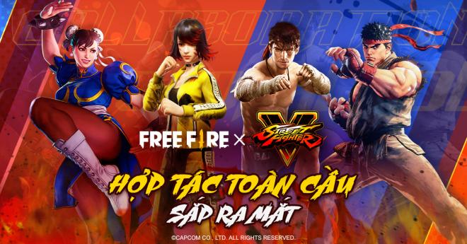 Hai nhân vật huyền thoại của Street Fighter bất ngờ xuất hiện trong Free Fire, liệu sẽ có màn đối kháng đỉnh cao? - Ảnh 4.