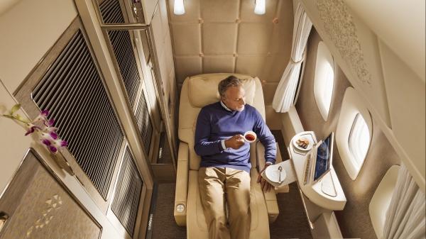 Emirates giới thiệu khoang hành khách mới cho dòng máy bay Boeing 777