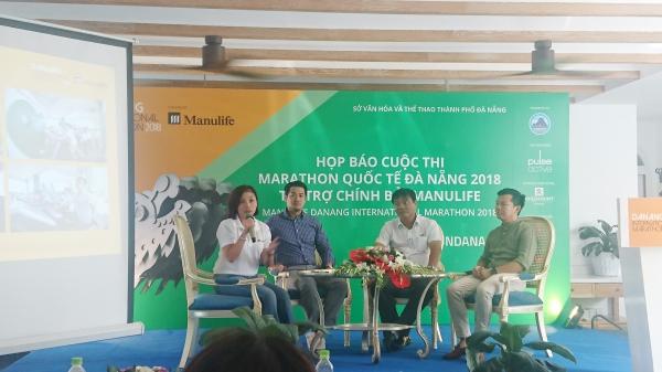 Hơn 7.000 người tham gia Manulife Danang International Marathon