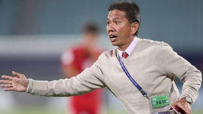HLV Hoàng Anh Tuấn: 'Tôi chưa thể hài lòng. Đáng lẽ phải thắng!'