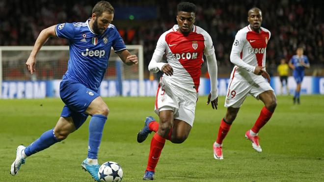 Ghi 3 bàn ở Juventus là chuyện... quá bình thường với Monaco