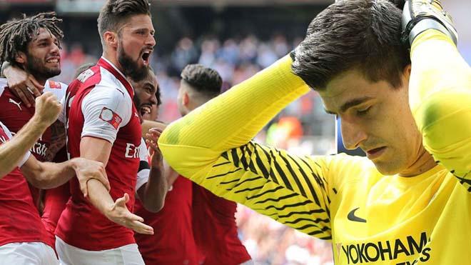 ĐIỂM NHẤN Arsenal - Chelsea: Có Morata hàng công Chelsea vẫn dở. Nỗi ám ảnh mùa 2015-16 hiện về