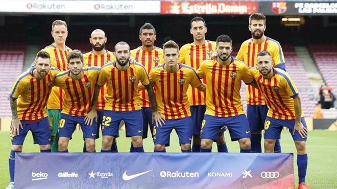 Aleix Vidal nói gì khi bị cáo buộc chống lại xứ Catalunya?