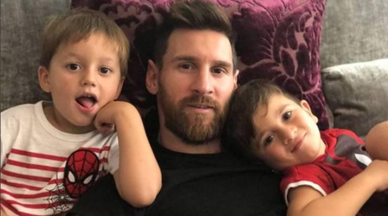 Vợ Messi tiết lộ giới tính của đứa con sắp chào đời