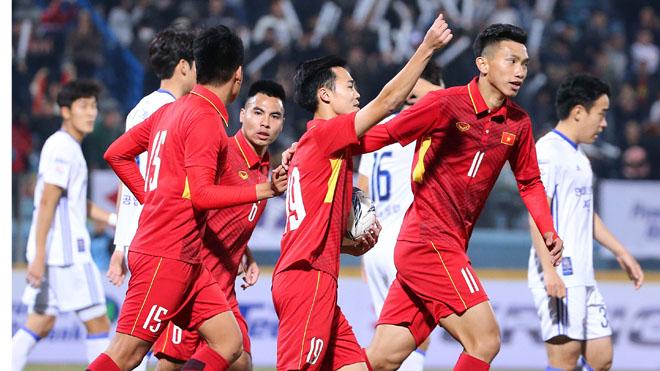 Link xem trực tiếp U23 Việt Nam tại VCK U23 châu Á