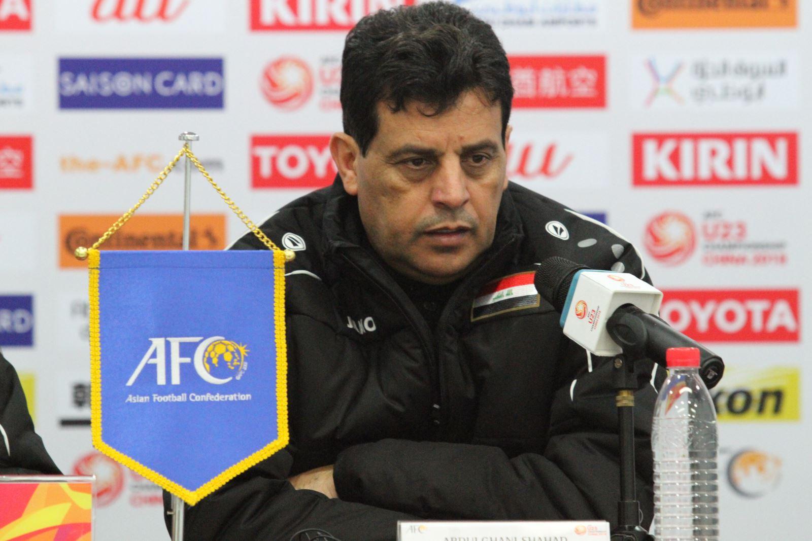 HLV U23 Iraq thừa nhận đội nhà chơi tệ trước U23 Việt Nam