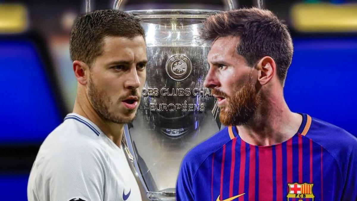 Lịch thi đấu và truyền hình trực tiếp lượt về vòng 1/8 Champions League