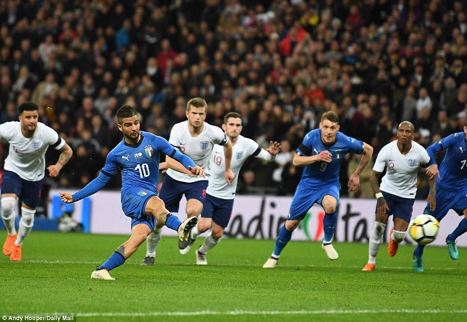 Anh 1-1 Italy: Tam sư mất chiến thắng vì… VAR