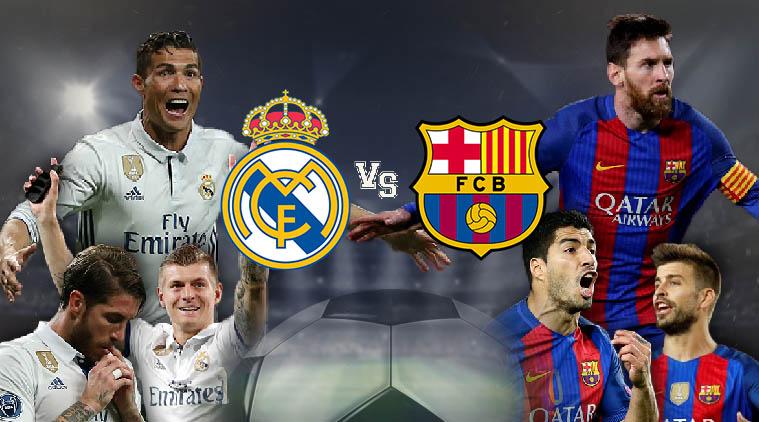 TRỰC TIẾP Kinh điển Barcelona vs Real Madrid (01h45, 7/5)