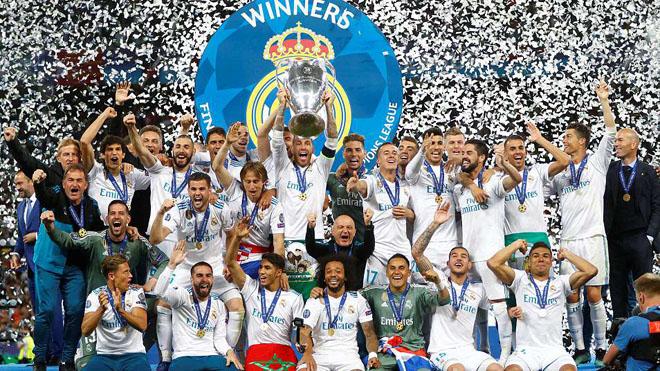 Real Madrid 3 mùa liên tiếp vô địch: Cả thế giới hãy quỳ trước Zidane!