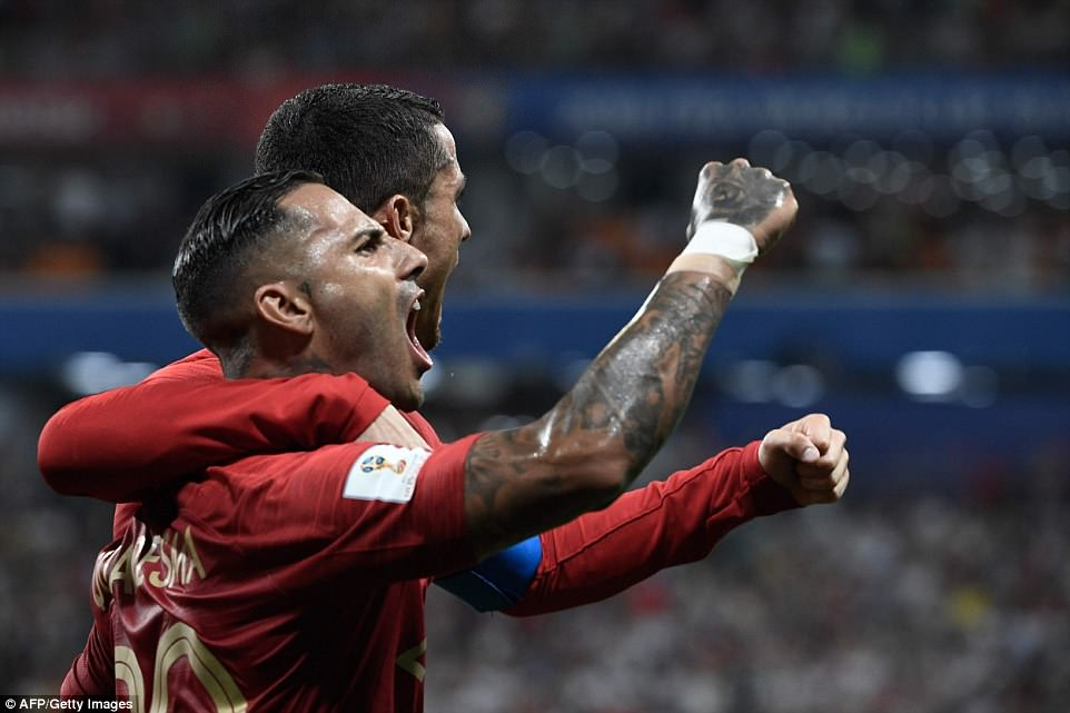 Video clip bàn thắng Iran 1-1 Bồ Đào Nha: Ronaldo trượt penalty, Iran suýt làm nên kỳ tích