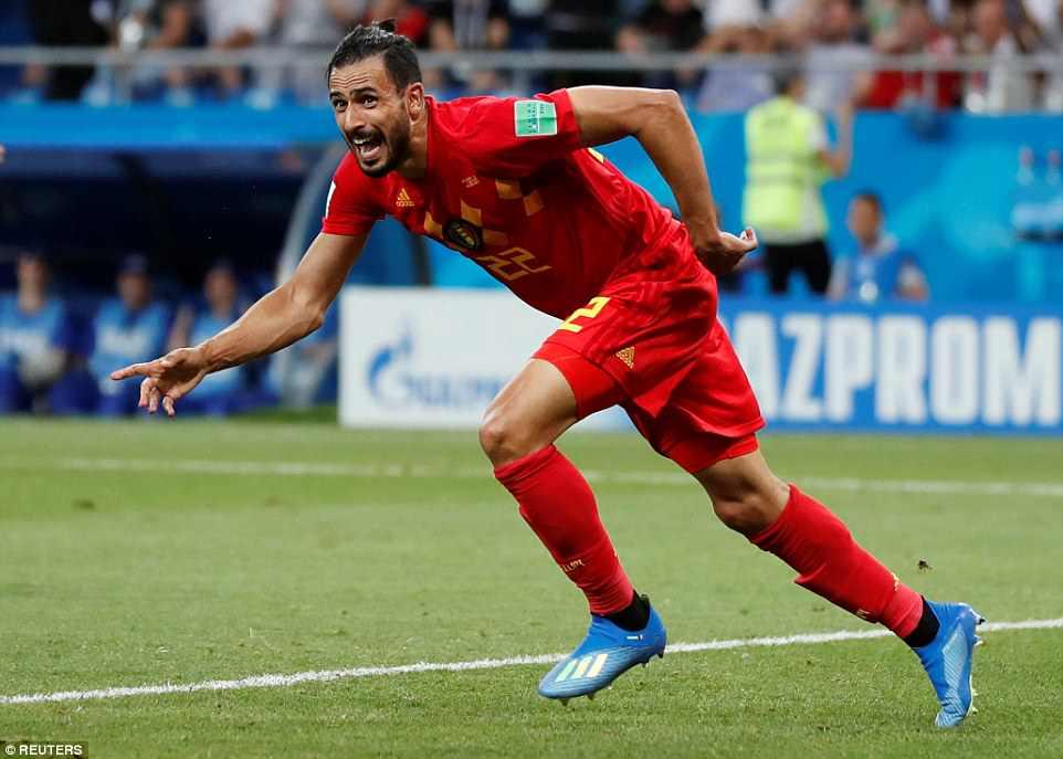 Video clip bàn thắng Bỉ 3-2 Nhật Bản: Màn ngược dòng ngoạn mục