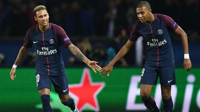 Real bán Ronaldo cho Juventus vì đã mua được Neymar hoặc Mbappe