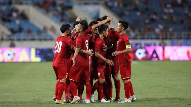 Lịch thi đấu bóng đá nam của U23 Việt Nam tại ASIAD 2018