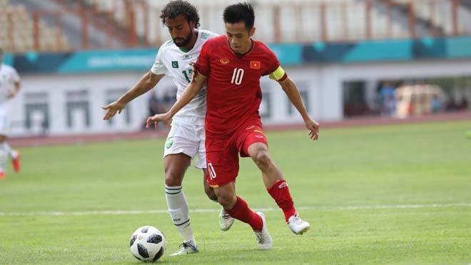 ĐIỂM NHẤN U23 Việt Nam 3-0 U23 Pakistan: Hai bộ mặt của Công Phượng. Đối thủ quá yếu