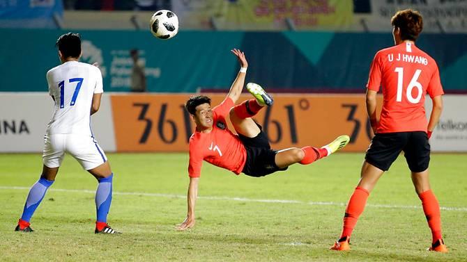 Hàn Quốc mất ngôi đầu khi thua sốc Malaysia, U23 Việt Nam gần như tránh được ĐKVĐ