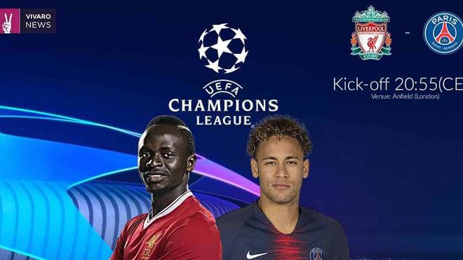 Xem trực tiếp vòng bảng Champions League 2018-19 ở đâu?