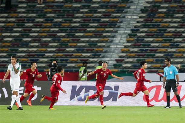 Lịch thi đấu Asian Cup 2019. Trực tiếp Việt Nam vs Jordan, vòng 1/8. VTV6 trực tiếp bóng đá. Xem VTV6
