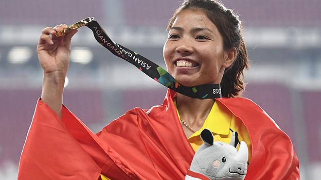 Bùi Thị Thu Thảo - Từ cô gái chân ngắn trở thành nhà vô địch ASIAD